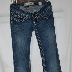 BKE Denim Stella jeans size 23L Slim Boot